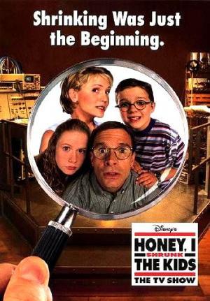 Honey I Shrunk The Kids 1989 Filmaffinity