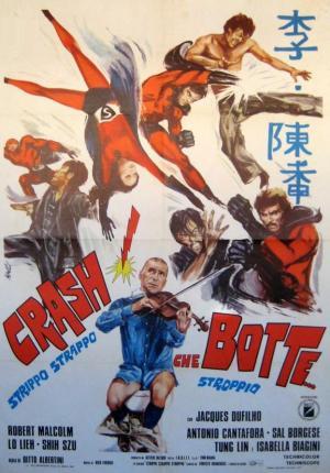 Hong Kong 3 Supermen: Desafío al Kung Fu