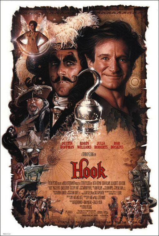 Hook (El capitán Garfio) (1991) - Filmaffinity