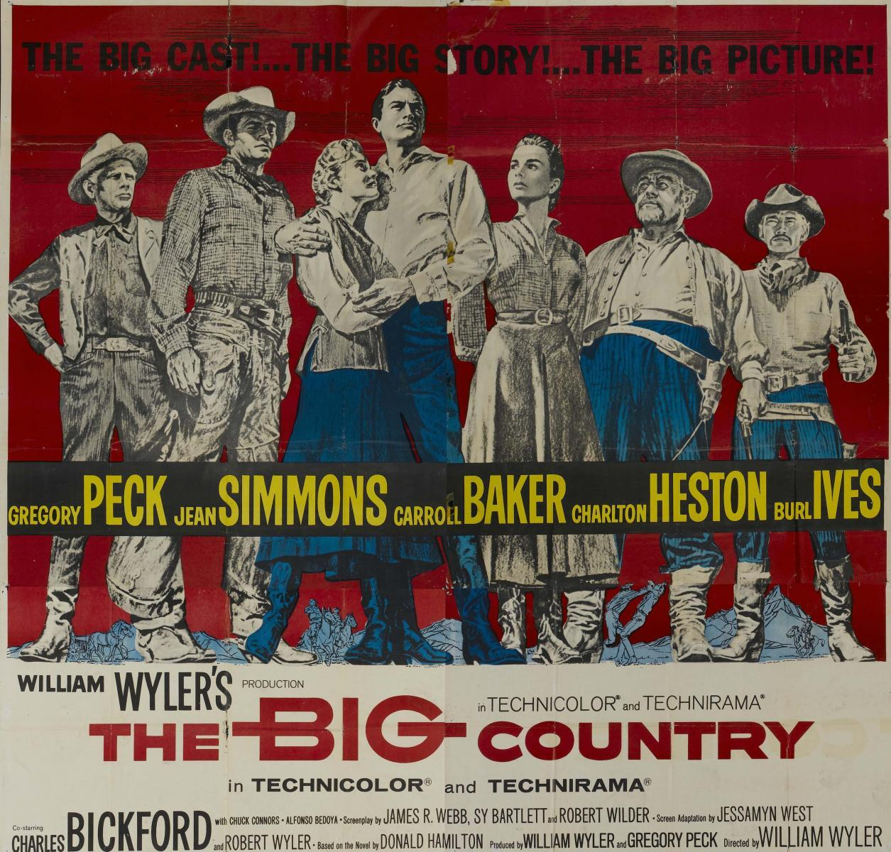 Horizontes De Grandeza 1958 Filmaffinity