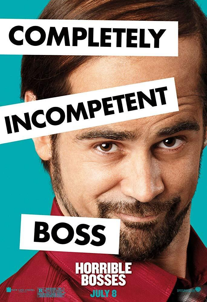 Horrible Bosses 2011 Filmaffinity