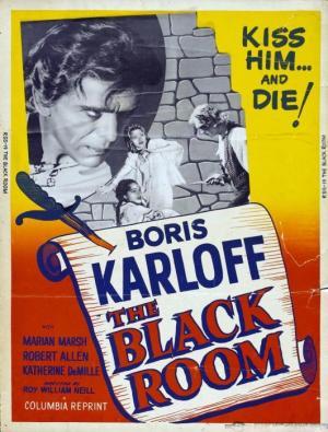 Horror en el cuarto negro