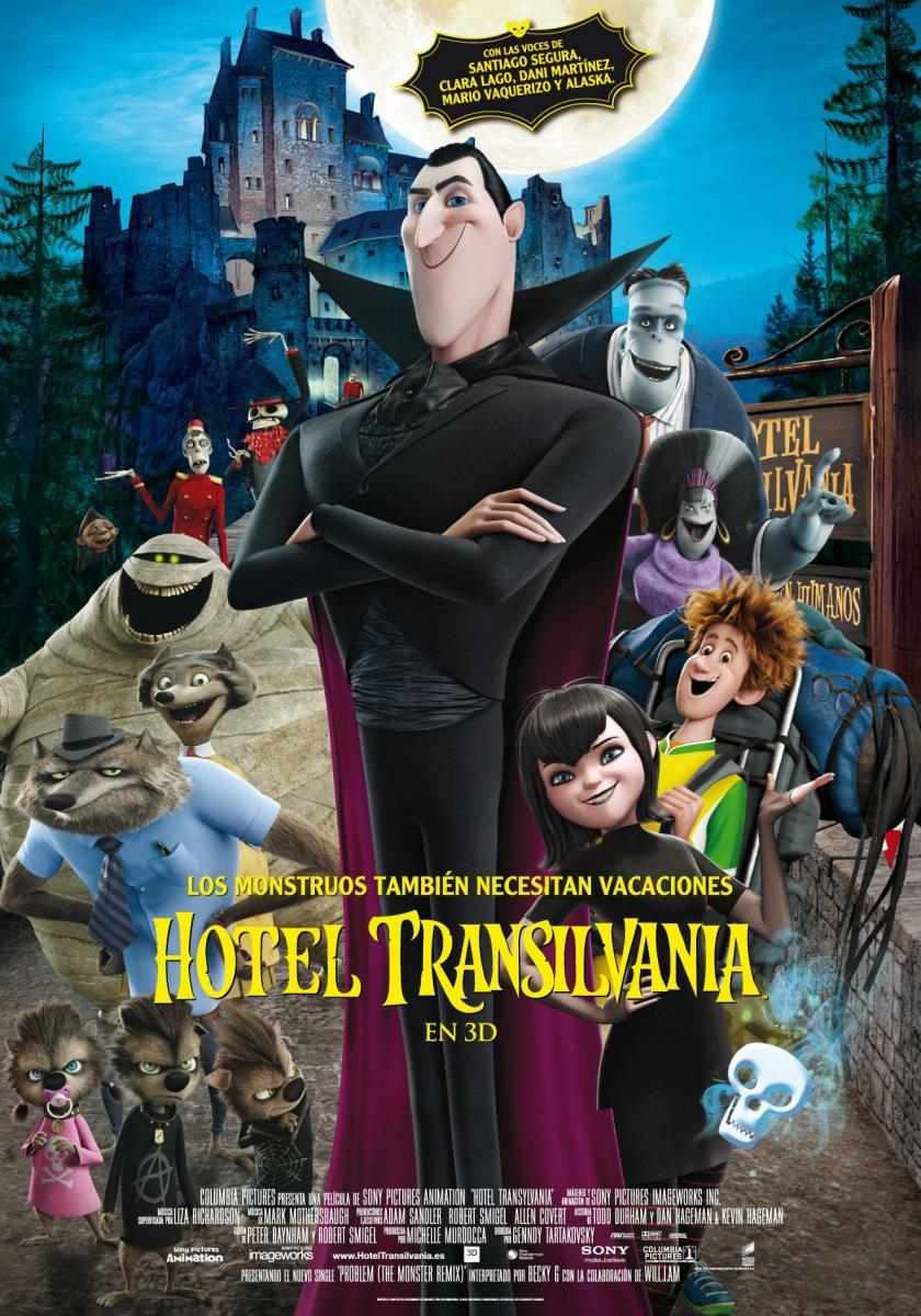 Hotel Transylvania 2012 Filmaffinity