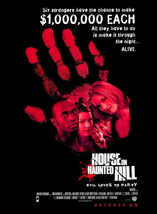 House On Haunted Hill 1999 Filmaffinity