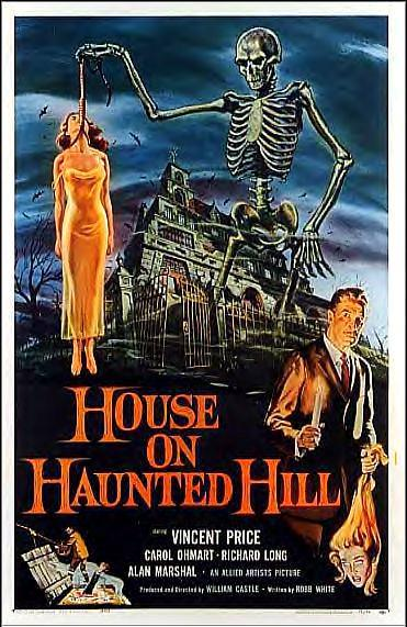 House On Haunted Hill 1959 Filmaffinity