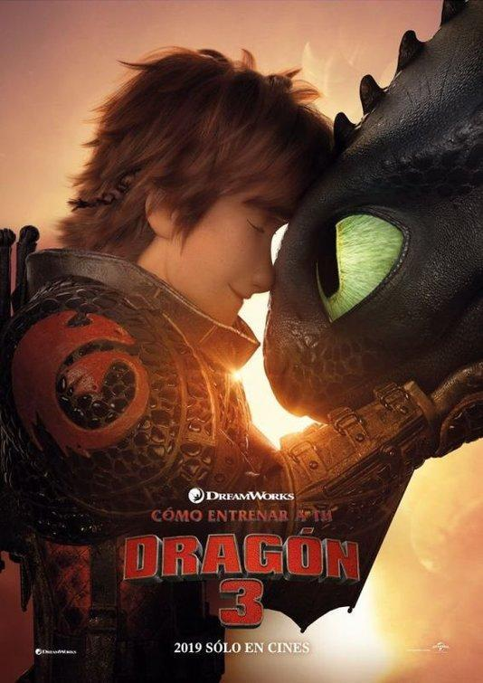 How To Train Your Dragon The Hidden World 2019 Filmaffinity