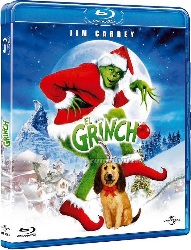How The Grinch Stole Christmas Blu Ray.Image Gallery For How The Grinch Stole Christmas Filmaffinity