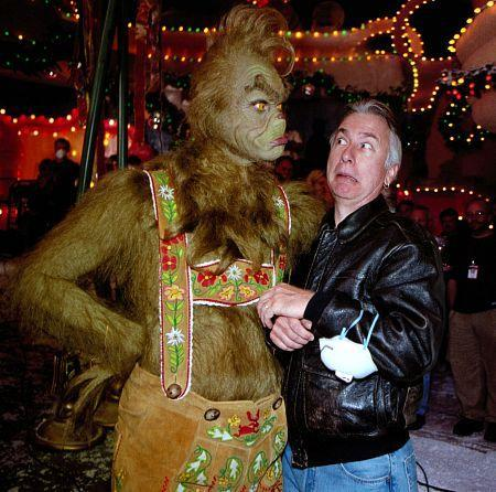 How The Grinch Stole Christmas 2000 Filmaffinity