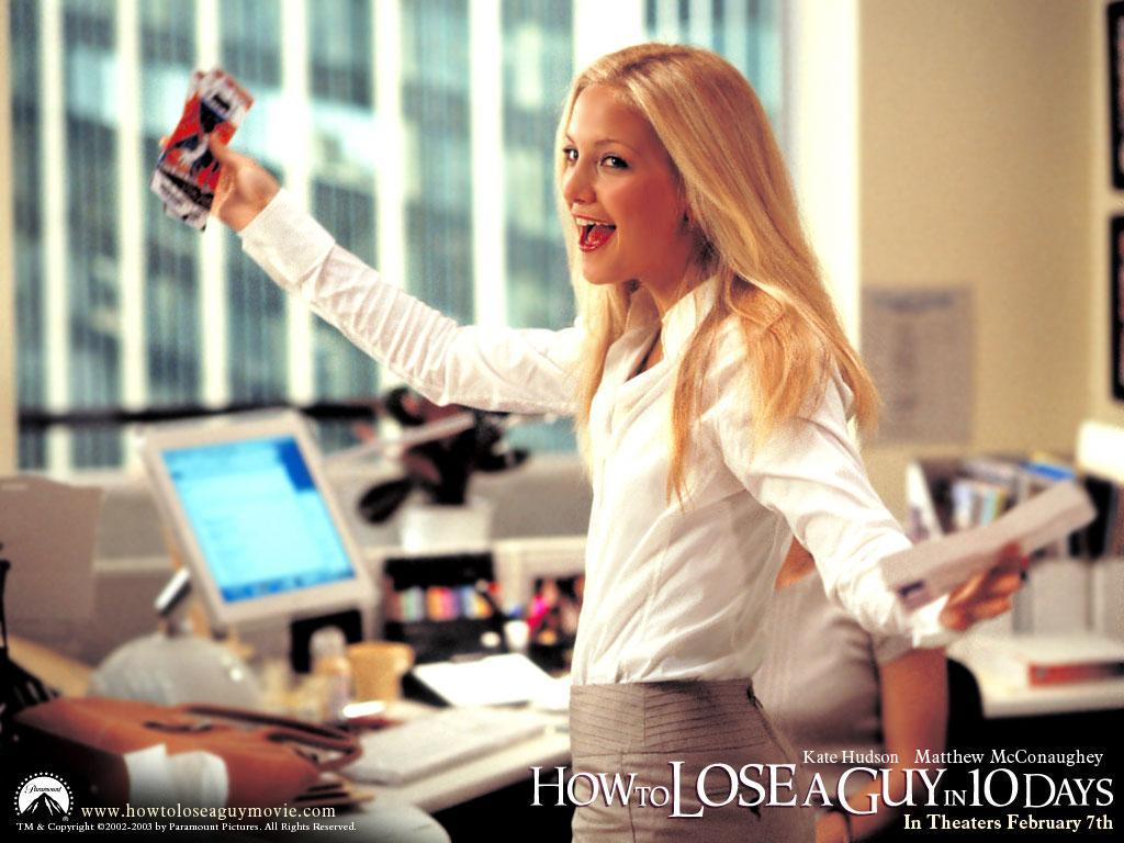 How To Lose A Guy In 10 Days 2003 Filmaffinity