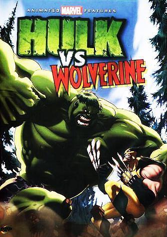 Hulk vs. Wolverine (2008) - Filmaffinity