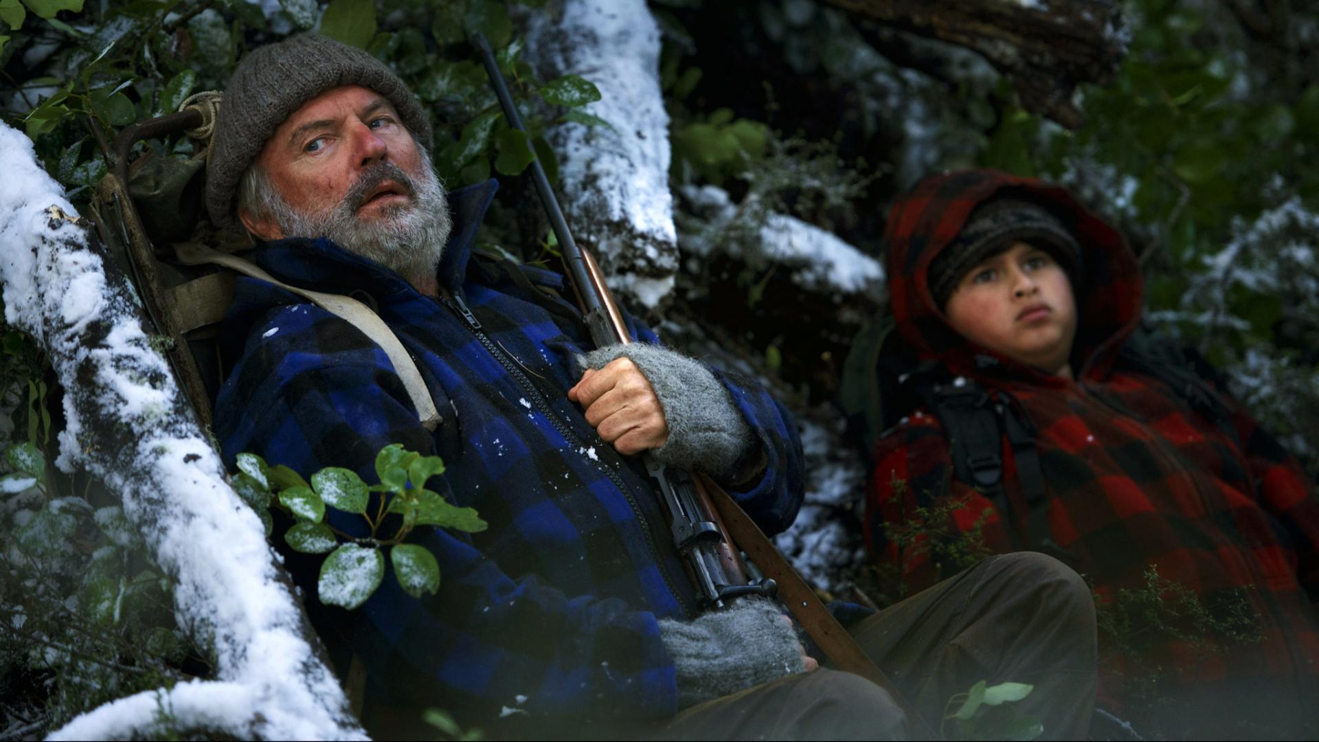 Resultado de imagen de Hunt for the Wilderpeople, a la caza de los ñumanos