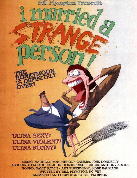 Image Gallery For I Married A Strange Person Filmaffinity