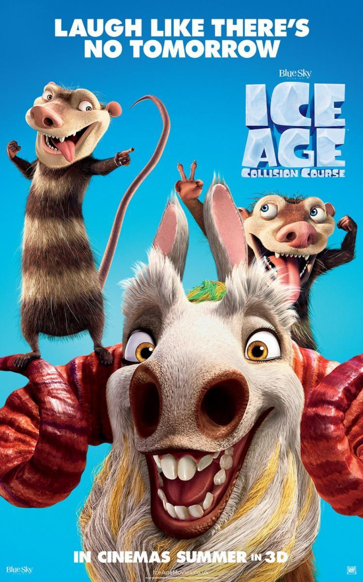 Ice Age Collision Course 2016 Filmaffinity