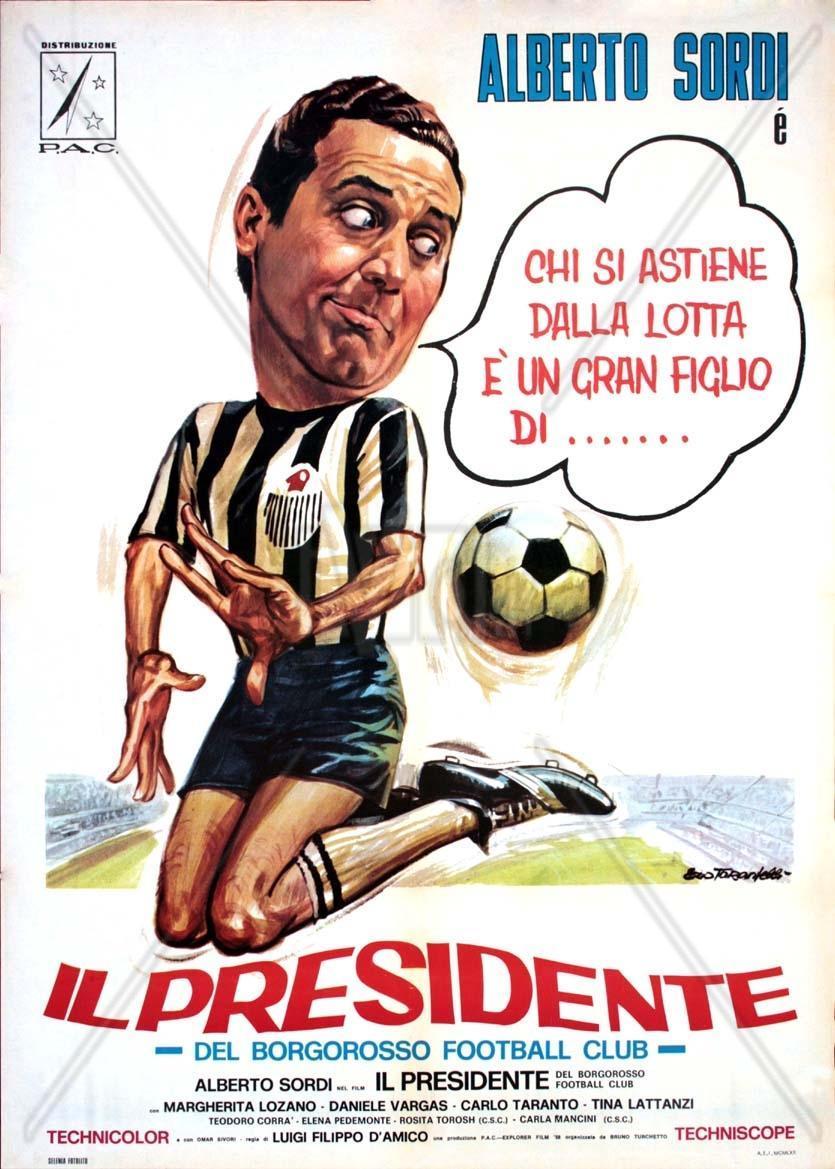 Alberto D Amico image gallery for il presidente del borgorosso football club