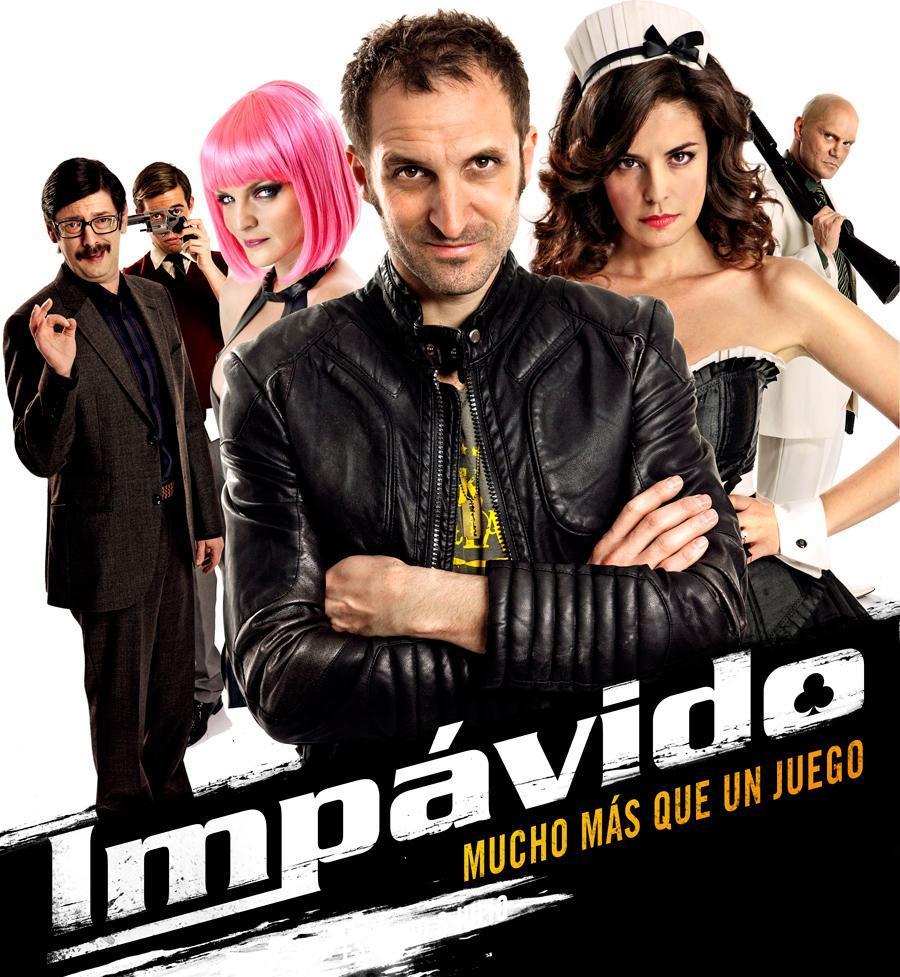 Impávido 2012 Filmaffinity