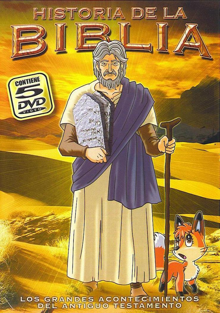 The Bible Tv Series Poster