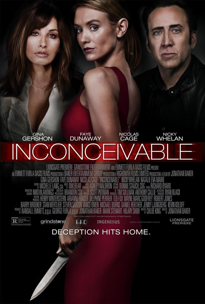 Inconceivable 2017 Filmaffinity