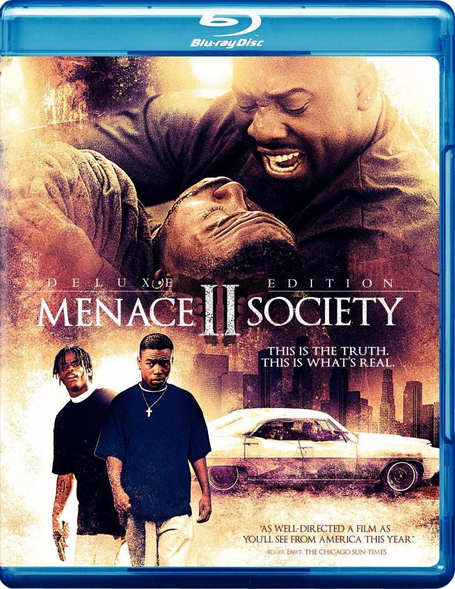 Infierno en Los Ángeles - Blu-ray