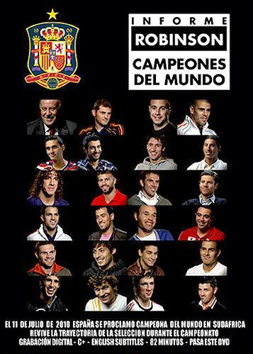 Informe Robinson: Cuando fuimos campeones (TV) (2010) - Filmaffinity