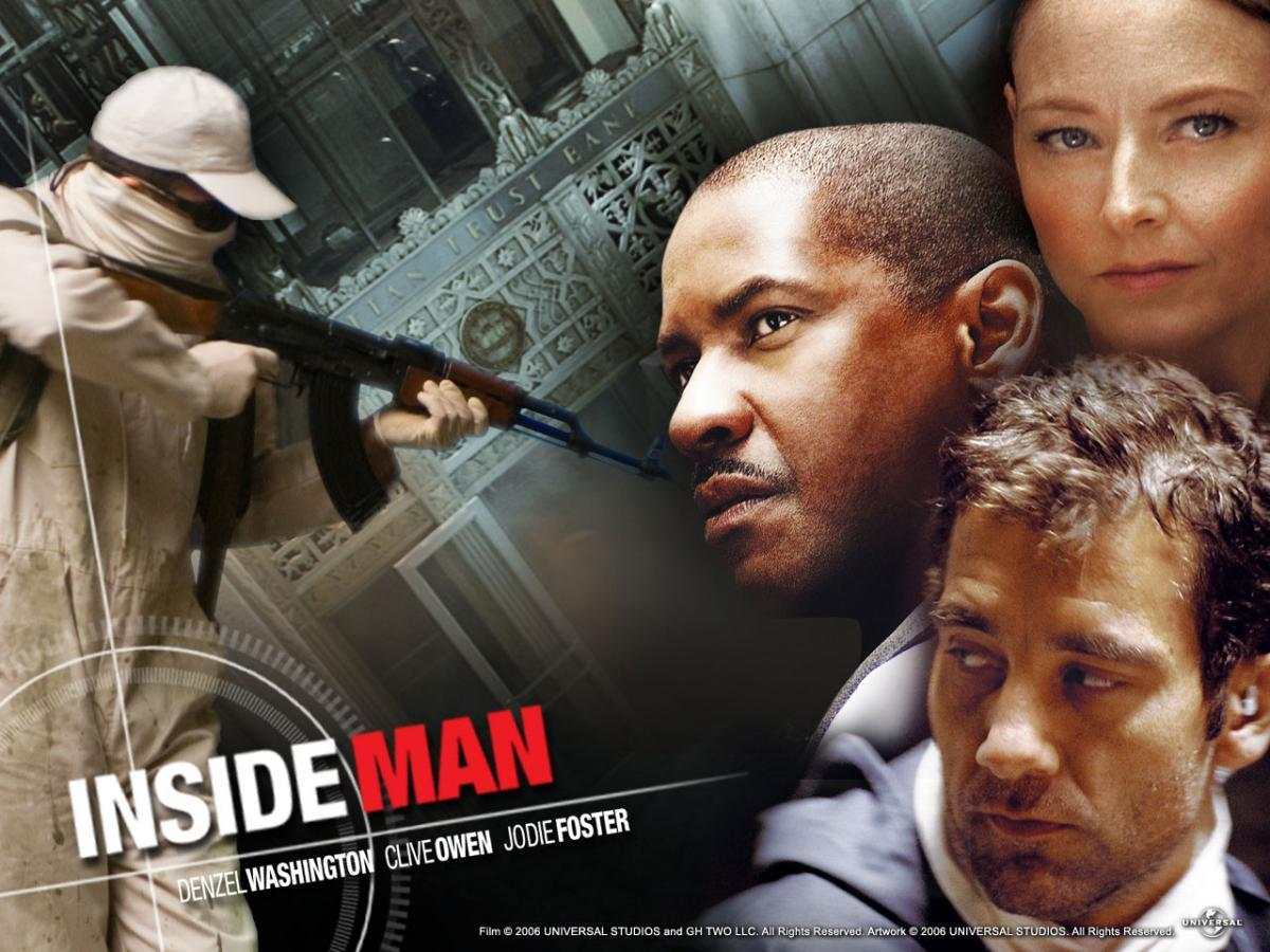 Image Gallery For Inside Man Filmaffinity