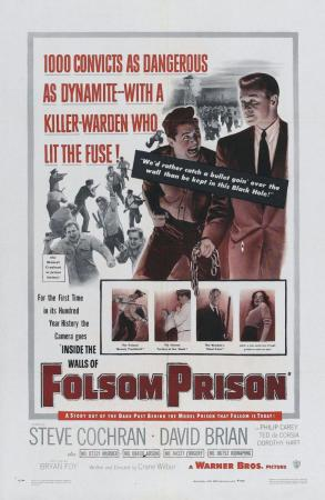 Inside the Walls of Folsom Prison