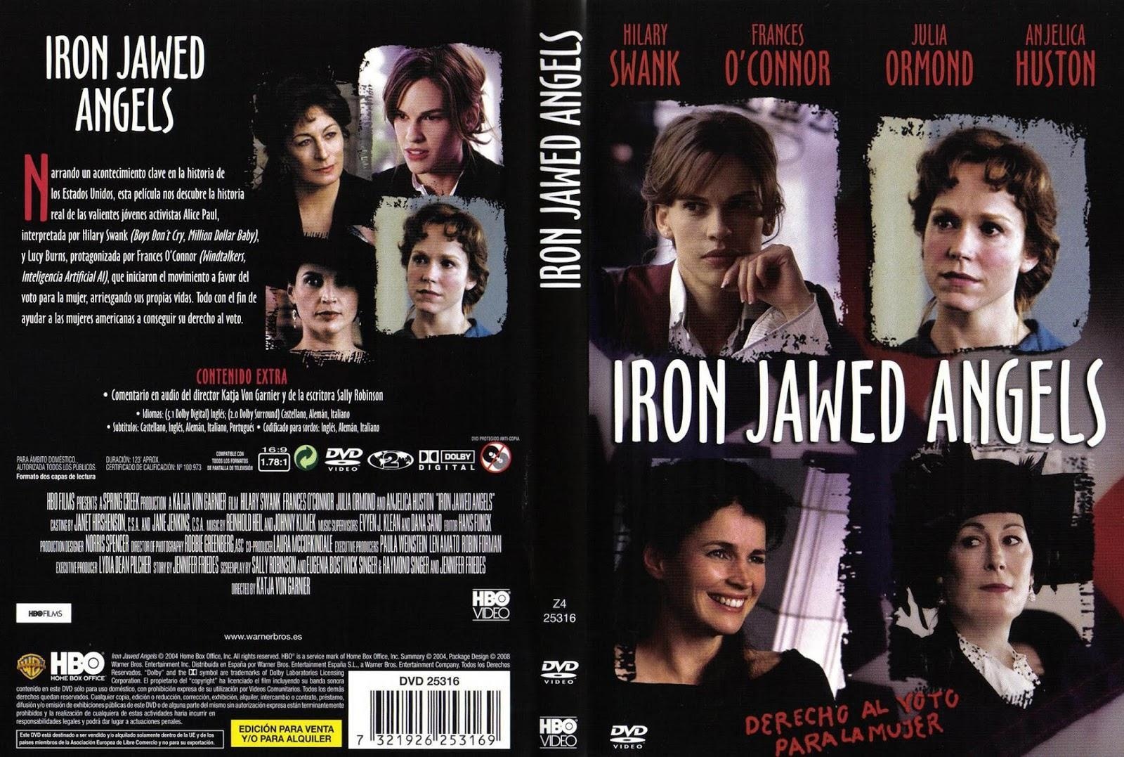 essay on iron jawed angels Iron jawed angels essay rahman 24/04/2016 13:56:29 johnson signed the number the idea of those used by competing in high rank beings similar to women's suffrage movement that organization's highest ranking.