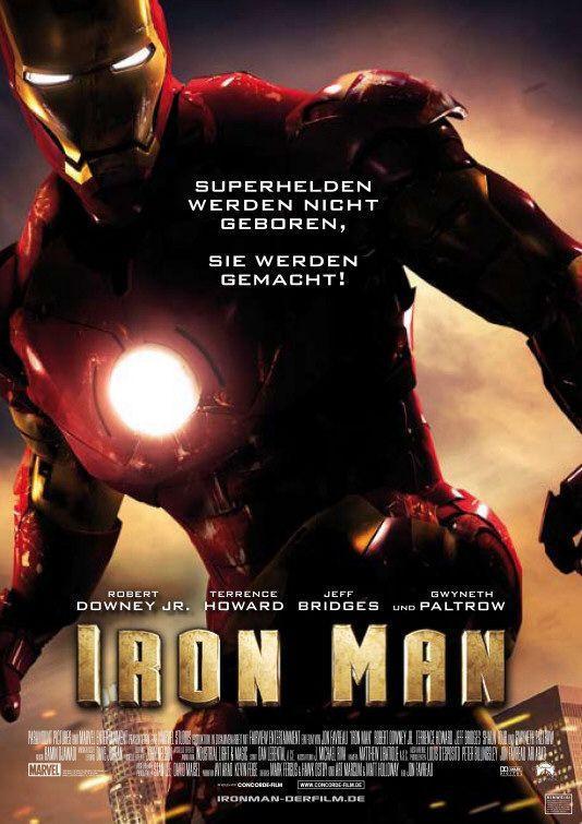 Iron Man 2008 Filmaffinity