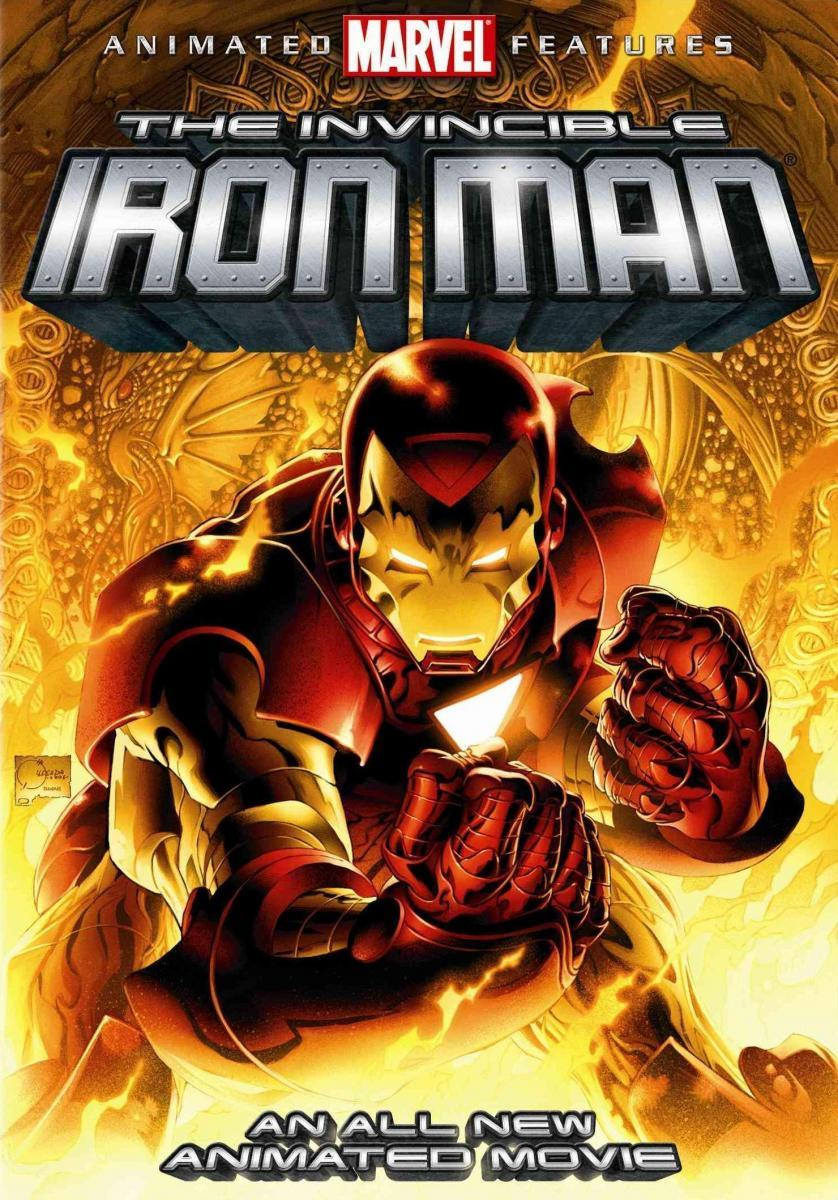 Iron Man: El invencible (2007) - Filmaffinity