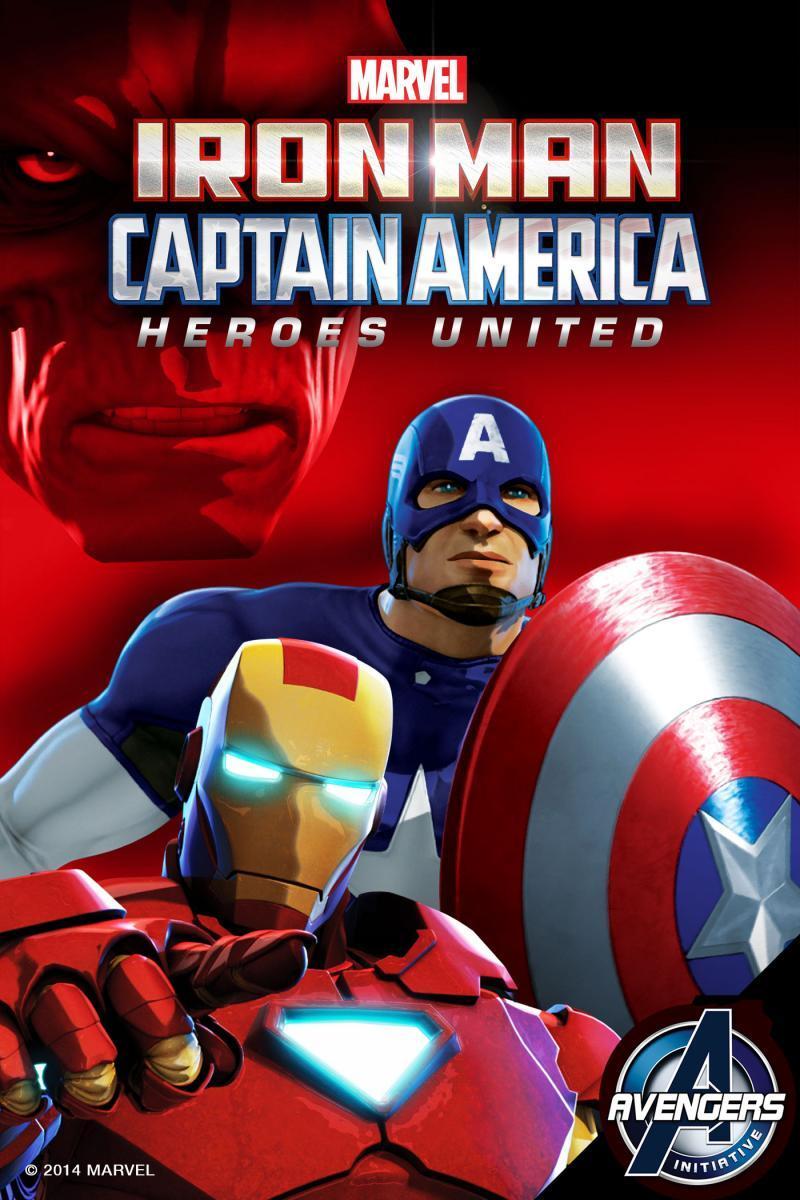 Iron Man y Captain America: Héroes unidos (2014) - Filmaffinity