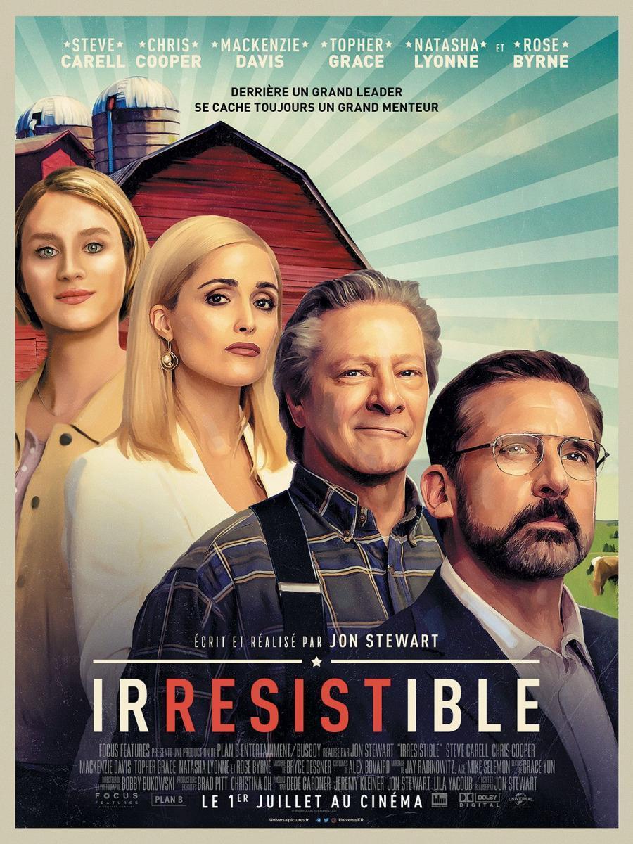 Irresistible (2020) - Filmaffinity