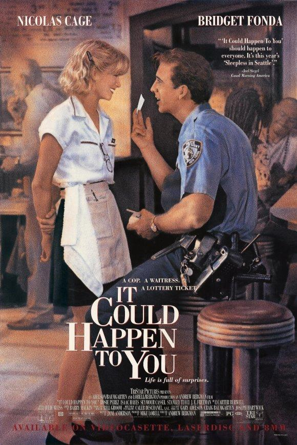 It Could Happen to You  - Poster / Main Image