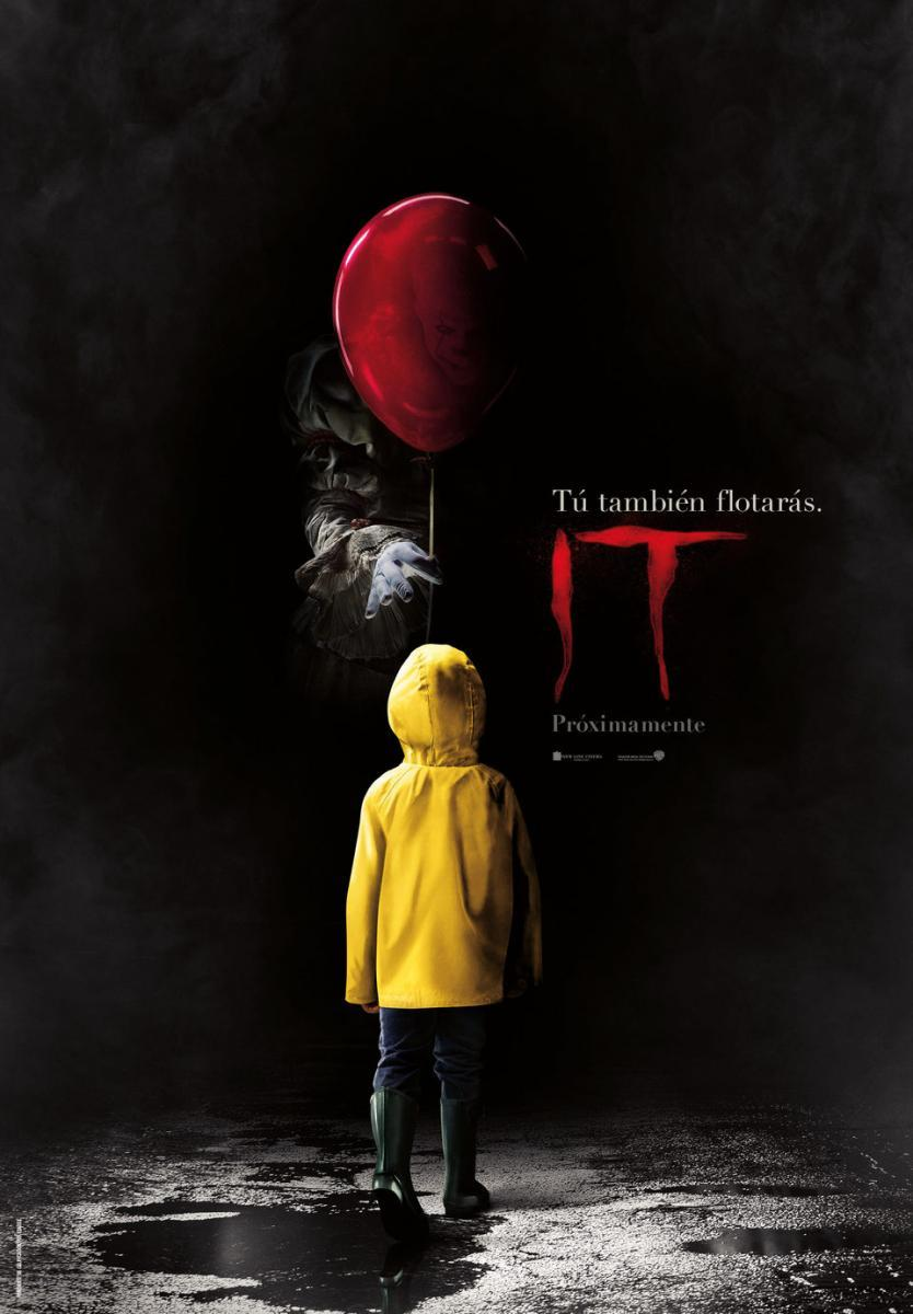 It (Eso) (2017) BRRip 1080p Latino – Ingles