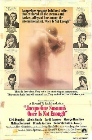 Jacqueline Susann's Once Is Not Enough