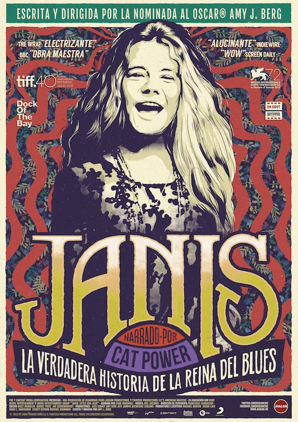 Janis: Little Girl Blue  - Posters