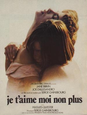 Je Taime Moi Non Plus 1976 Filmaffinity