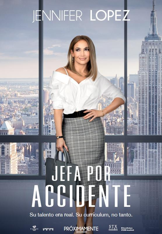 Jefa Por Accidente (2018) BRRip 720p Latino – Ingles