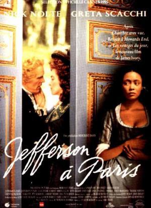Jefferson en París (Los amores de un presidente)