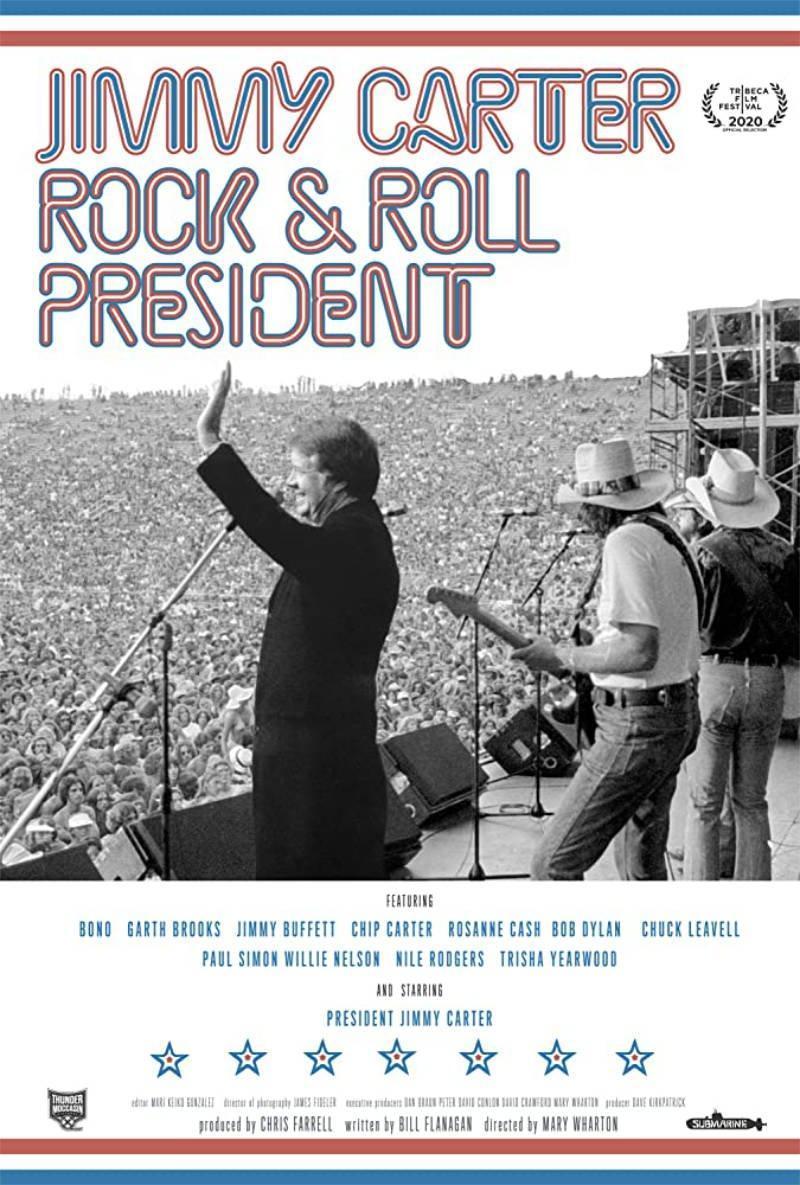 Jimmy Carter: Rock & Roll President (2020) - Filmaffinity