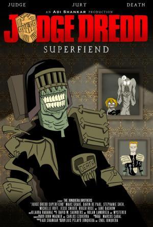Judge Dredd: Superfiend (TV)