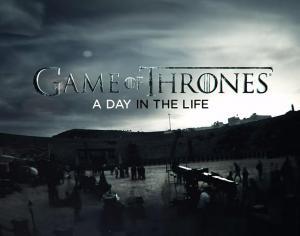 Juego de Tronos: Un día en el rodaje (TV)
