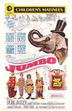 Jumbo, la sensación del circo