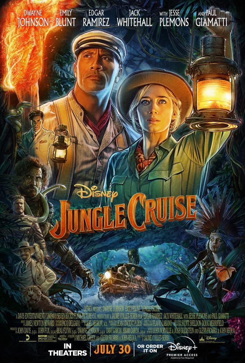Jungle Cruise (2021) - Filmaffinity