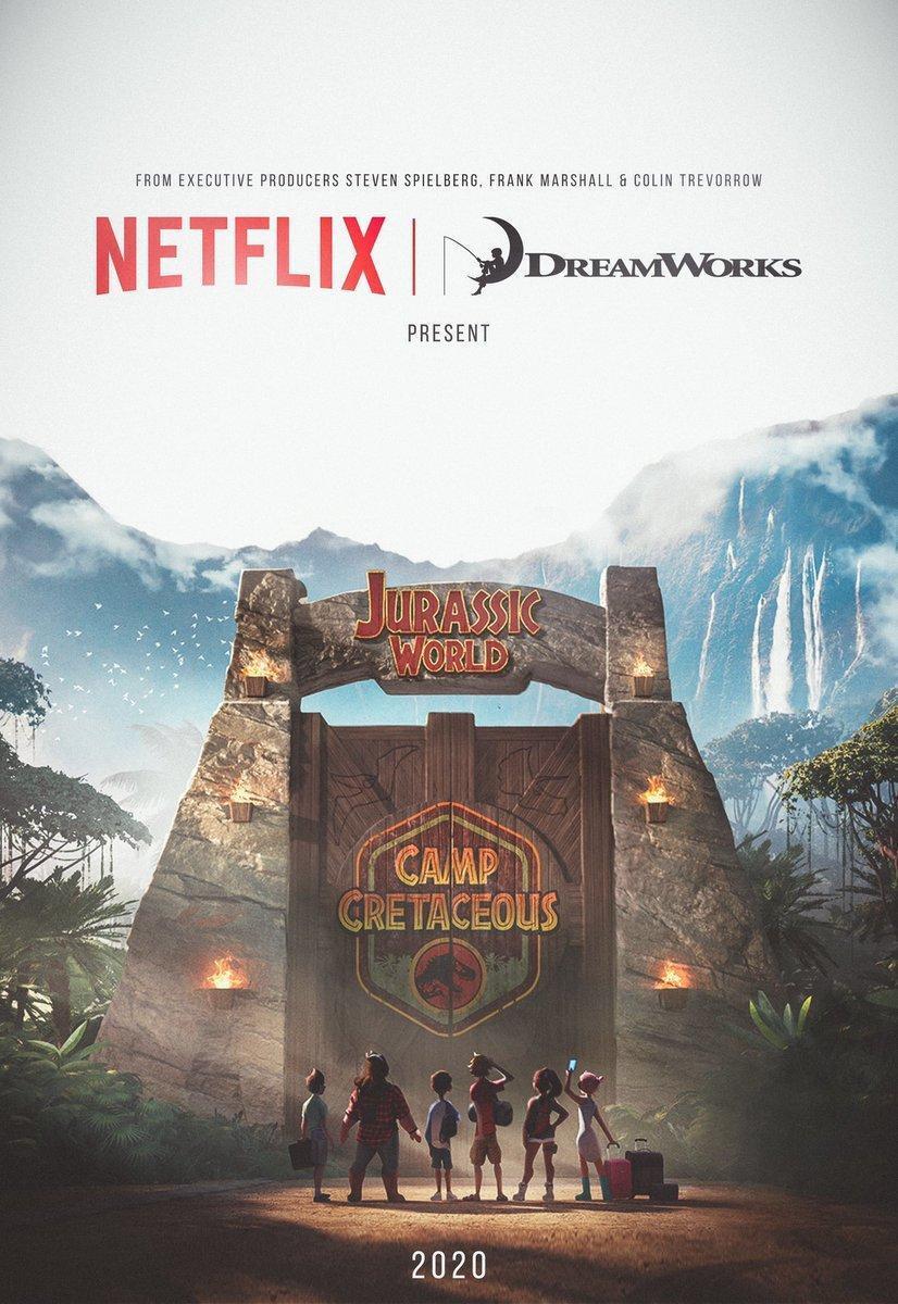 Jurassic World Tv