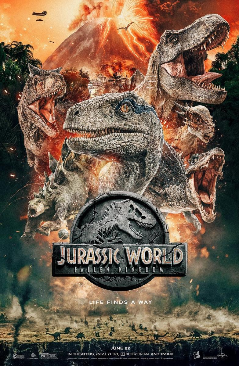 Jurassic World Fallen Kingdom 2018 Filmaffinity