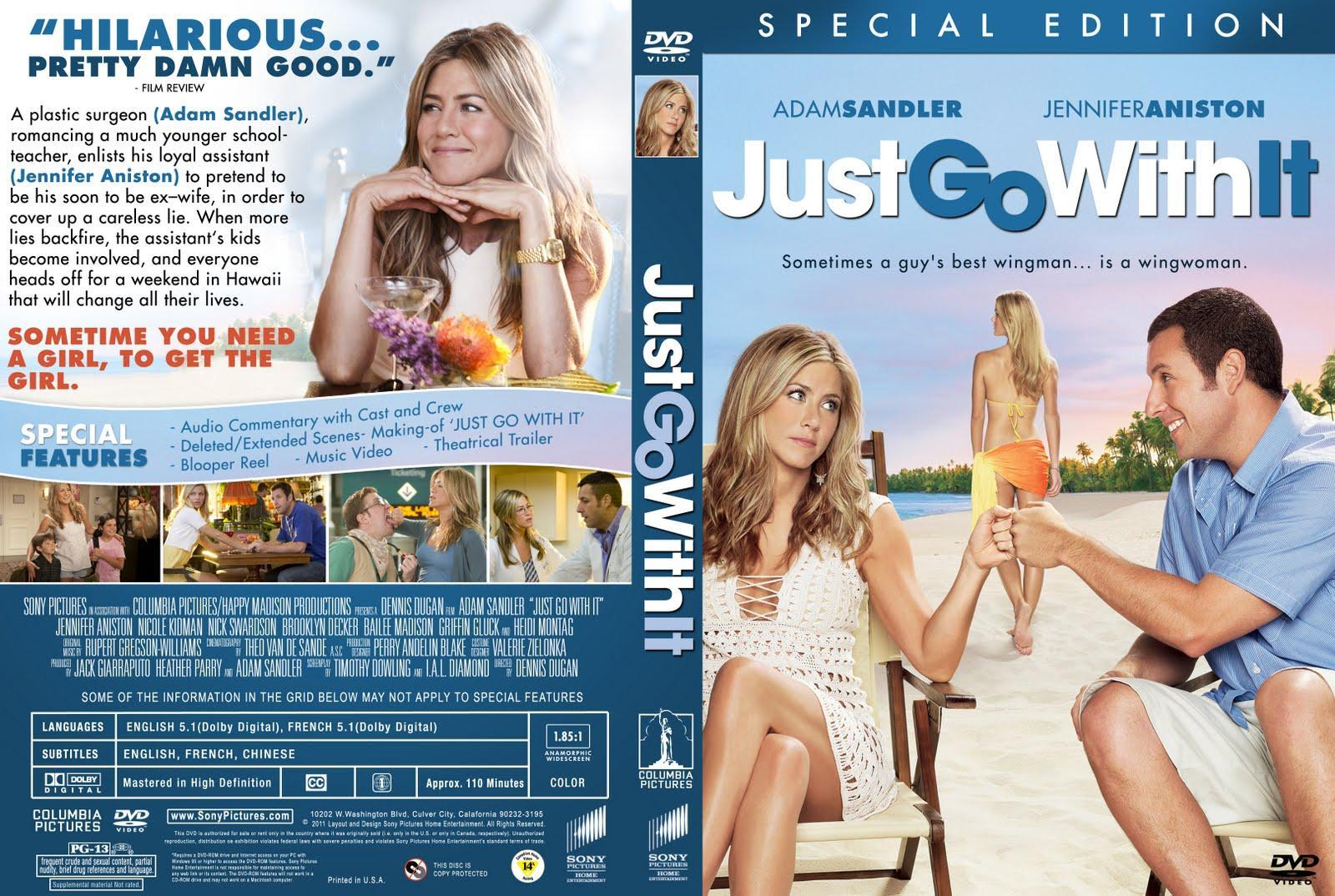 Image Gallery For Just Go With It Filmaffinity
