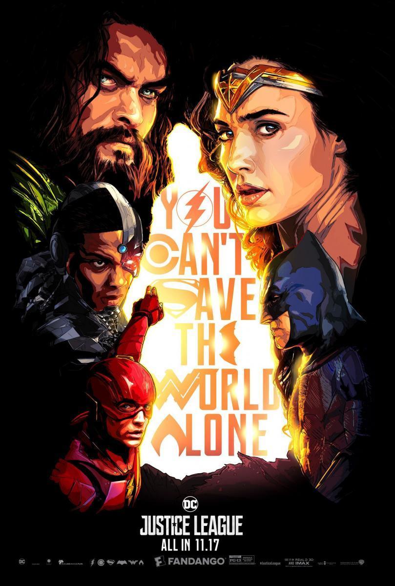 Justice League 2017 Filmaffinity
