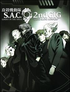 Kôkaku kidôtai: Stand Alone Complex 2nd GiG (Ghost in the Shell: Stand Alone Complex 2nd GIG) (Serie de TV)