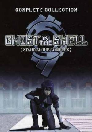 Kôkaku kidôtai: Stand Alone Complex (Ghost in the Shell: Stand Alone Complex) (Serie de TV)