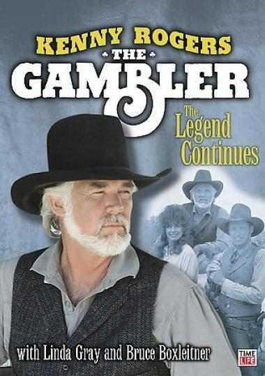 Kenny Rogers as The Gambler, Part III: The Legend Continues (TV) - Poster / Main Image