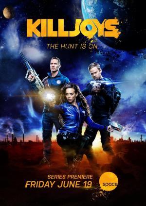 Killjoys (Serie de TV)